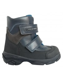 Зимние ботинки Minimen 15GOLYAZ р. 21-36 Темно-синий