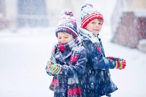 Какой должна быть зимняя обувь для малышей?